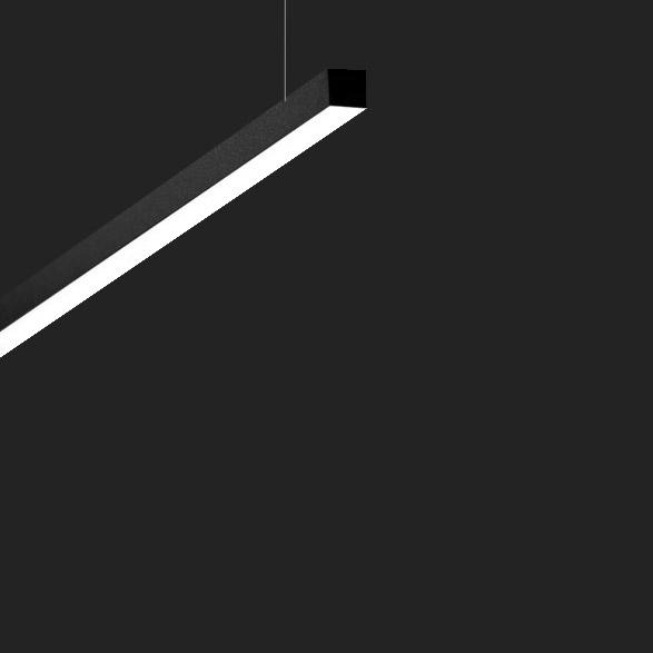 Birbirine geçebilen modüller sayesinde istediğiniz ölçülerde oluşturabileceğiniz linear serisini gömme, sıva üstü ya da sarkıt olarak kullanabilirsiniz. İç kablolama sayesinde modüllere her iki taraftan enerji girişi yapılabilir ve böylece modüller kesintisiz birbirine eklenebilir. Maksimum 3 metre olan modüller kesintisiz difüzör sayesinde kesintisiz görüntüyü garanti eder.
